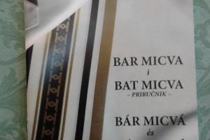 BÁR MICVÁ és BÁT MICVÁ kézikönyv