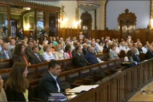 Szabadka:Konferenciát tartottak a zsidók deportálásának emlékére (videó)