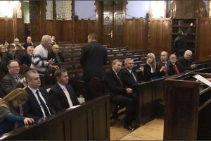 Előadás a holokausztról a szabadkai Városházán (videó)