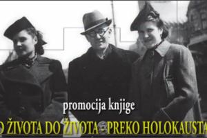 Az ÉLETTŐL AZ ÉLETIG A HOLOKAUSZTON ÁT című könyv bemutatója ( videó )