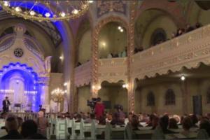 Mintegy ezren hallgatták a kántorkoncertet a zsinagógában