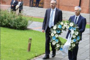 A szabadkai zsidók deportálásának 76. évfordulójára emlékeztek